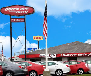 Green Bay Automaotive used car dealership in Green Bay, WI