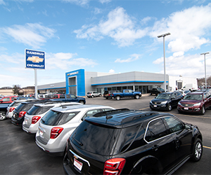 Gandrud Chevrolet New and Used Car Dealership in Green Bay, WI