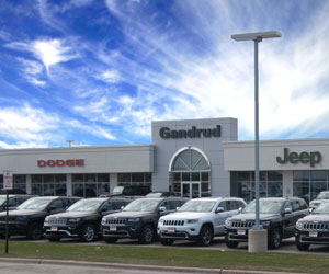 Gandrud Dodge New and Used Car Dealership in Green Bay, WI