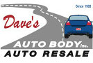 Dave's Auto Body Used Car Dealership in Green Bay